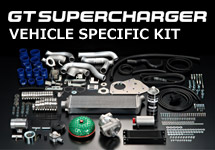 GT SUPERCHARGER -VEHICLE SPECIFIC KIT-